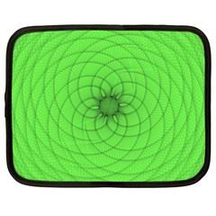 Spirograph Netbook Case (xxl) by Siebenhuehner
