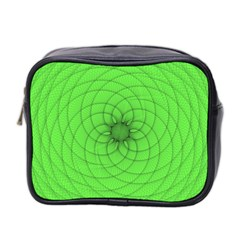 Spirograph Mini Travel Toiletry Bag (two Sides) by Siebenhuehner