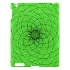 Spirograph Apple Ipad 3/4 Hardshell Case by Siebenhuehner