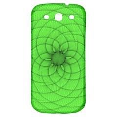 Spirograph Samsung Galaxy S3 S Iii Classic Hardshell Back Case by Siebenhuehner