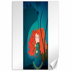 Merida Canvas 20  X 30  (unframed)