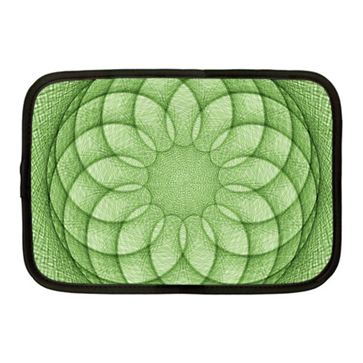 Spirograph Netbook Case (Medium)