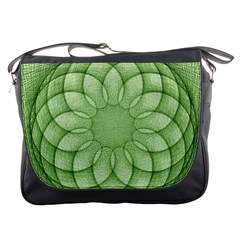 Spirograph Messenger Bag by Siebenhuehner