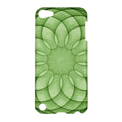 Spirograph Apple Ipod Touch 5 Hardshell Case by Siebenhuehner