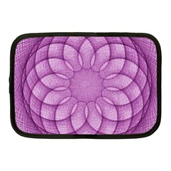 Spirograph Netbook Case (medium) by Siebenhuehner