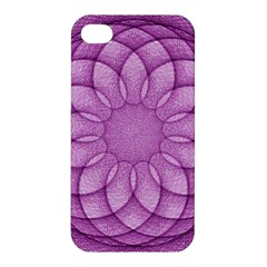 Spirograph Apple Iphone 4/4s Premium Hardshell Case by Siebenhuehner
