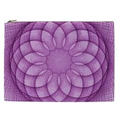 Spirograph Cosmetic Bag (xxl) by Siebenhuehner