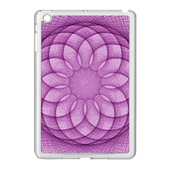 Spirograph Apple Ipad Mini Case (white) by Siebenhuehner