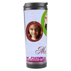 Merry Christmas By Joely   Travel Tumbler   I2xxvikxv00k   Www Artscow Com Left