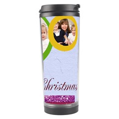Merry Christmas By Joely   Travel Tumbler   I2xxvikxv00k   Www Artscow Com Right