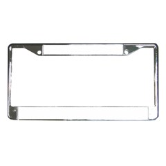 License Plate Frame by D311643A