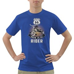 Born To Be Rider Mens' T Shirt (colored) by Contest1761904