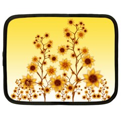 Sunflower Cheers Netbook Case (xxl)