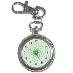 Spirograph Key Chain & Watch by Siebenhuehner