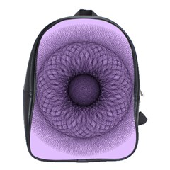 Mandala School Bag (xl) by Siebenhuehner