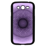 Mandala Samsung Galaxy Grand DUOS I9082 Case (Black) Front