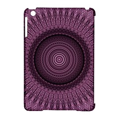 Mandala Apple Ipad Mini Hardshell Case (compatible With Smart Cover) by Siebenhuehner