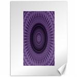 Mandala Canvas 36  x 48  (Unframed) 48 x36 Canvas - 1
