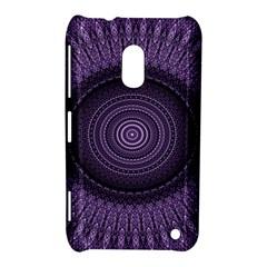 Mandala Nokia Lumia 620 Hardshell Case by Siebenhuehner