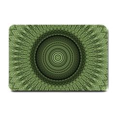 Mandala Small Door Mat by Siebenhuehner