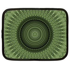 Mandala Netbook Case (large) by Siebenhuehner