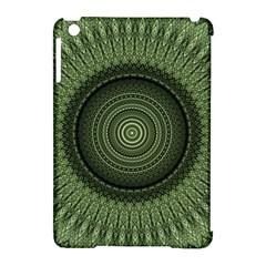 Mandala Apple Ipad Mini Hardshell Case (compatible With Smart Cover) by Siebenhuehner