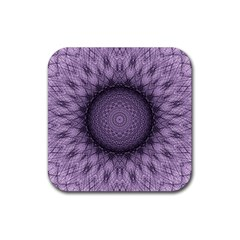 Mandala Drink Coasters 4 Pack (square) by Siebenhuehner