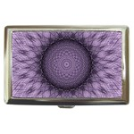 Mandala Cigarette Money Case Front
