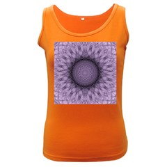 Mandala Womens  Tank Top (dark Colored) by Siebenhuehner