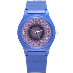 Mandala Plastic Sport Watch (small) by Siebenhuehner