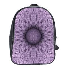 Mandala School Bag (large) by Siebenhuehner