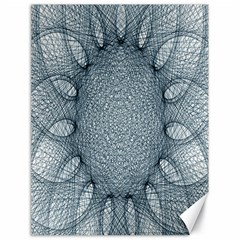 Mandala Canvas 18  X 24  (unframed) by Siebenhuehner