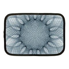 Mandala Netbook Case (medium) by Siebenhuehner
