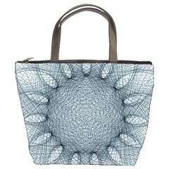 Mandala Bucket Bag by Siebenhuehner