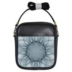 Mandala Girl s Sling Bag by Siebenhuehner