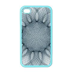 Mandala Apple Iphone 4 Case (color) by Siebenhuehner