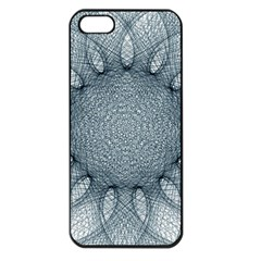 Mandala Apple Iphone 5 Seamless Case (black) by Siebenhuehner