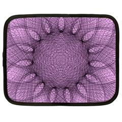 Mandala Netbook Case (xxl) by Siebenhuehner