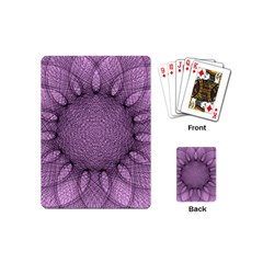 Mandala Playing Cards (mini) by Siebenhuehner