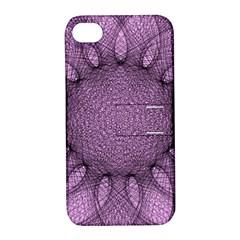 Mandala Apple Iphone 4/4s Hardshell Case With Stand by Siebenhuehner