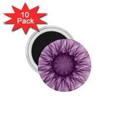 Mandala 1 75  Button Magnet (10 Pack) by Siebenhuehner