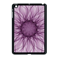 Mandala Apple Ipad Mini Case (black) by Siebenhuehner