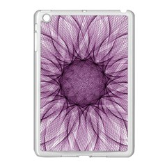 Mandala Apple Ipad Mini Case (white) by Siebenhuehner