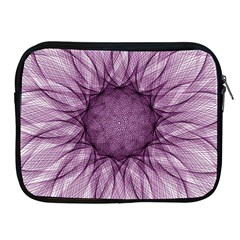 Mandala Apple iPad 2/3/4 Zipper Case