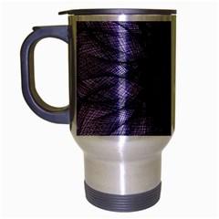 Mandala Travel Mug (silver Gray) by Siebenhuehner