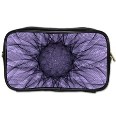 Mandala Travel Toiletry Bag (two Sides) by Siebenhuehner