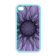 Mandala Apple Iphone 4 Case (color) by Siebenhuehner