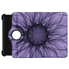 Mandala Kindle Fire Hd 7  Flip 360 Case by Siebenhuehner