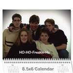 cmas - Wall Calendar 8.5  x 6