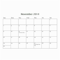 Cmas By Doug   Wall Calendar 8 5  X 6    Xb3lfcs18yk8   Www Artscow Com Nov 2014